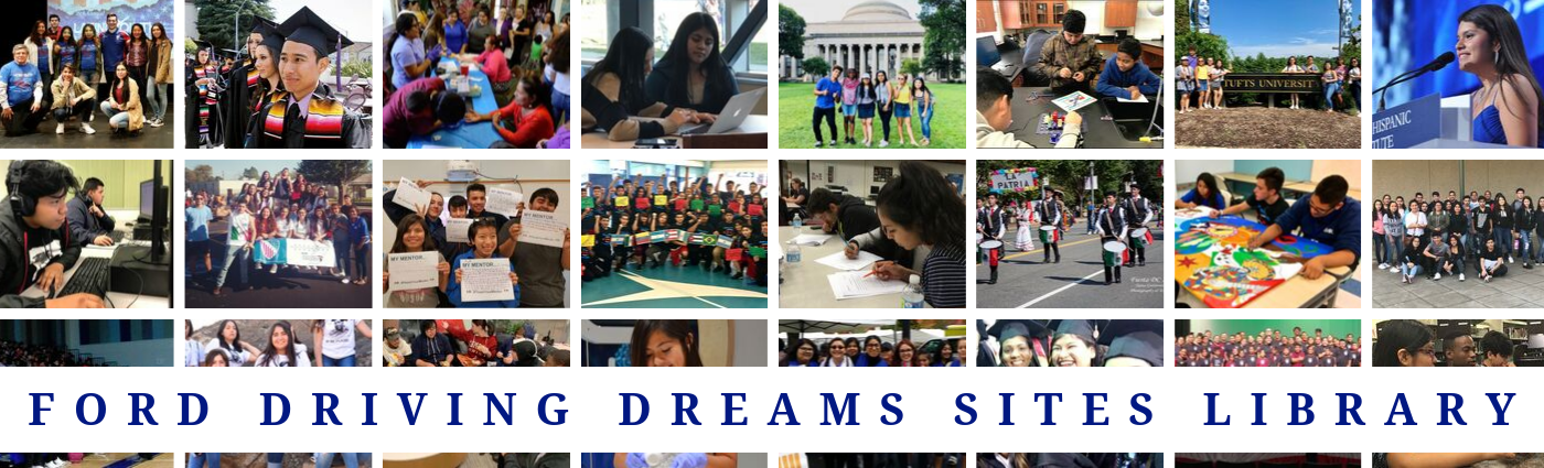 Ford Driving Dreams Grantees Library